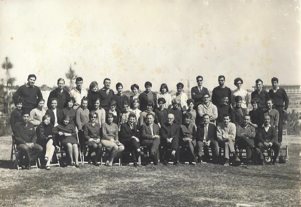 תמונת מחזור ח' מאי 1967